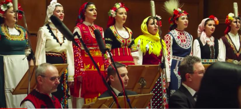 Las misteriosas voces de Bulgaria