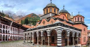 Monasterios en Bulgaria