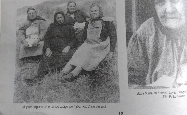 Búlgaros en Comodoro Rivadavia