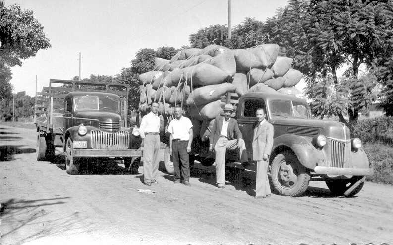 Inmigrantes bùlgaros en el Chaco