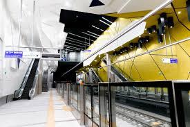 NDK estación del subte