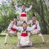 Folclore en la región de Shopes