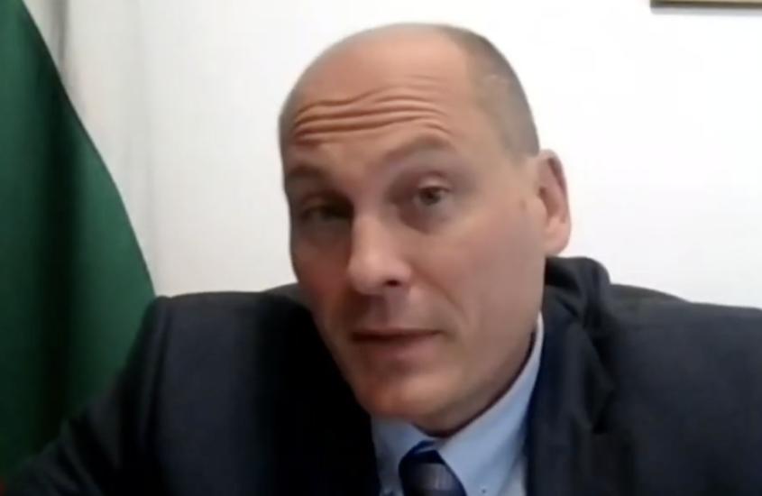 Entrevista al embajador de Bulgaria