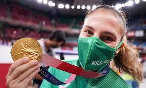 Juegos olímpicos: Ivet Goranova