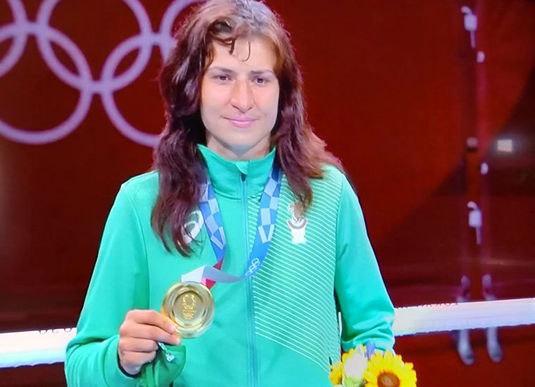 Juegos olímpicos: ¿Quién es Stoyka Krasteva?